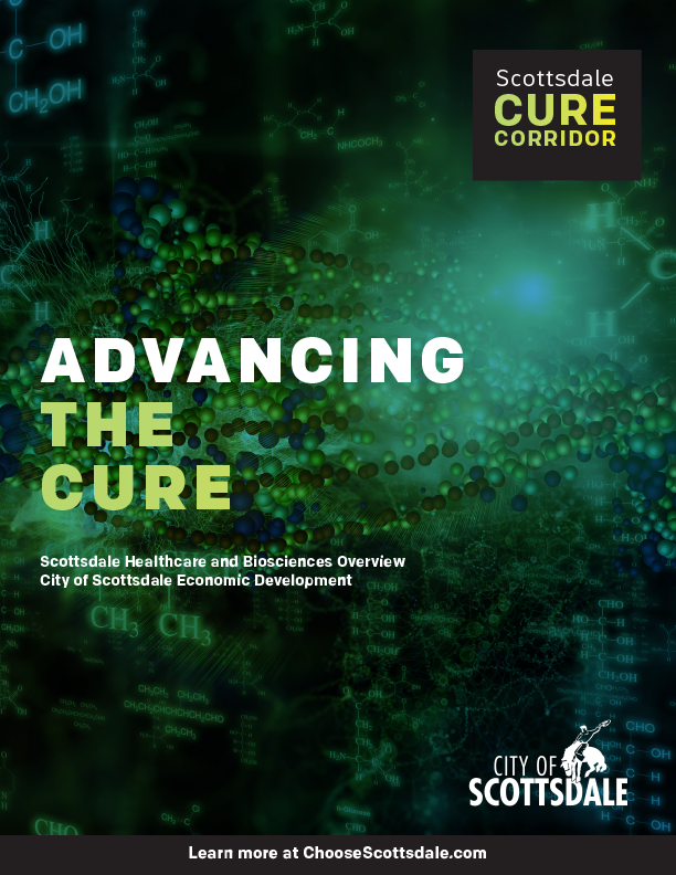 Scottsdale Cure Corridor - Full Brochure