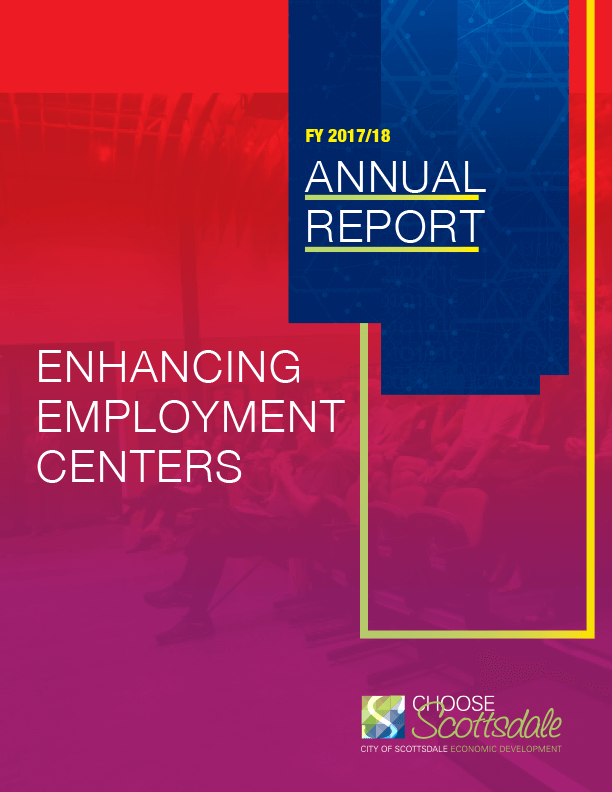 FY 2017/18 Annual Report Cover