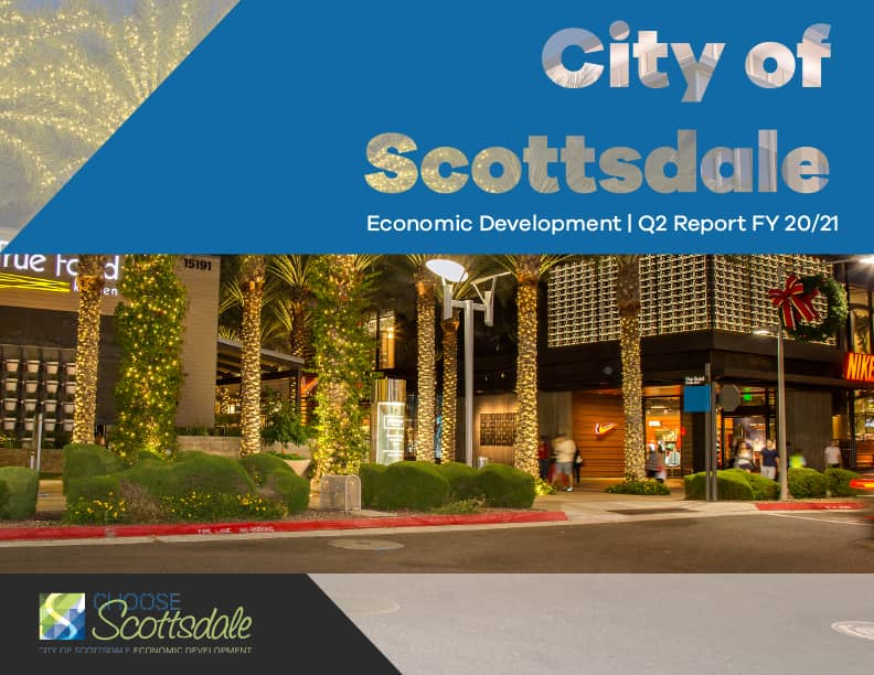 Scottsdale Advantage Report Cover