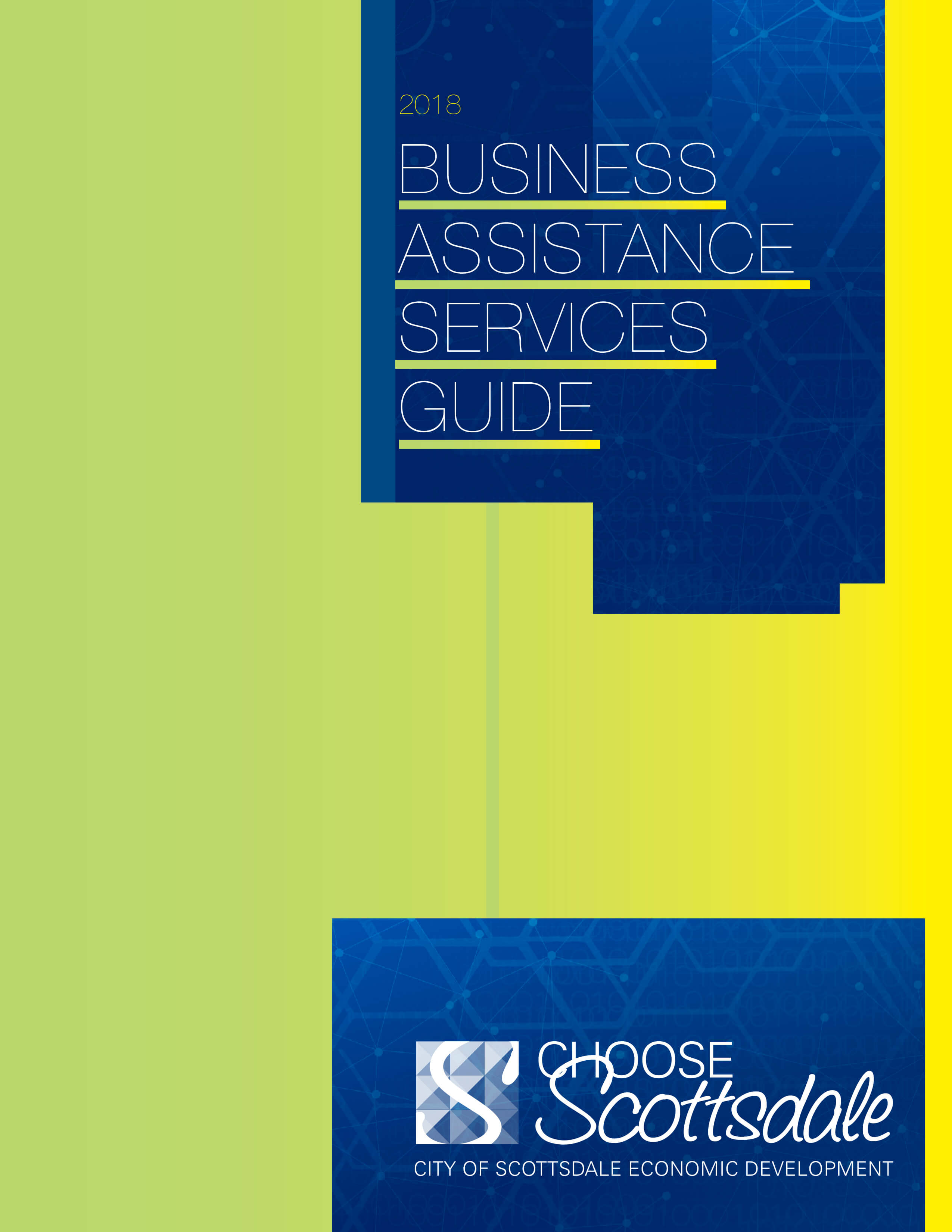 Business Assistance Services Guide Report Cover